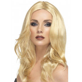 Superstar Peruk Platinum Blonde