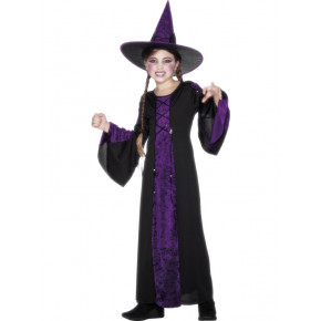 Lång Witch Dress