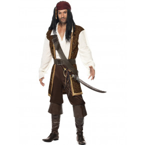 High Seas Pirate kostume