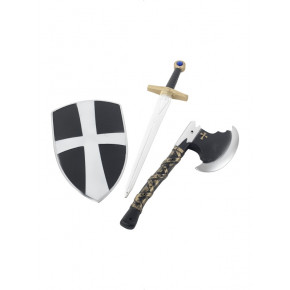 3 Piece Crusader Set
