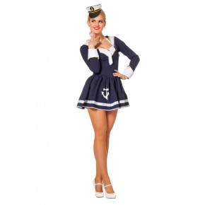 Sailor Girl maskeraddräkt