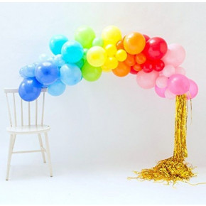 DIY Ballon Plastik Strip