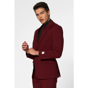 Bordeaux Blazing Burgundy OppoSuit
