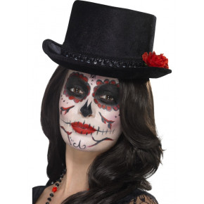 Day of the Dead tophat