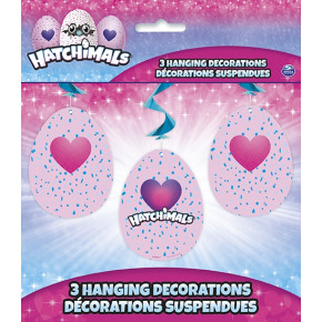 hatchimals oppyntning