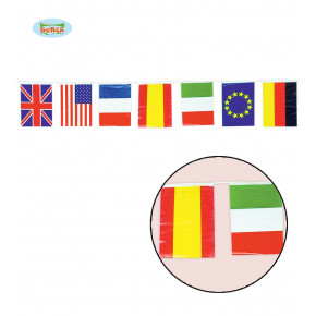 International Flagguirlande