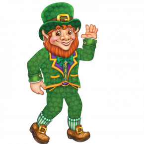 Leprechaun Dekoration