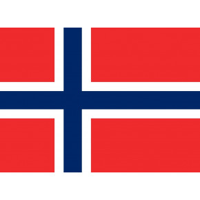 norges flag