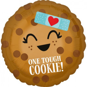 Du er Sej Folie Ballon - One Tough Cookie