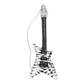Oppustelig rock guitar