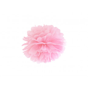 Pappers pompom 25cm – rosa