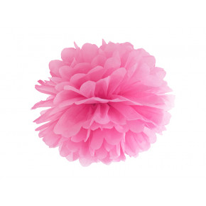 Pappers pompom 35cm – rosa