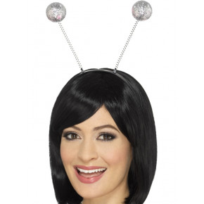 Silver glimmer Boppers